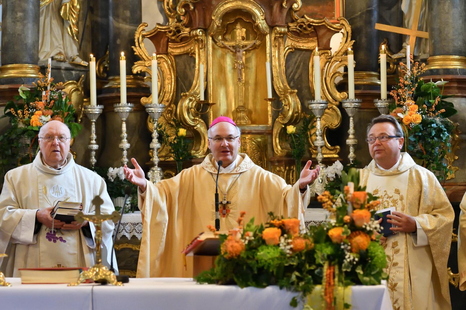 Bischof Rudolf Voderholzer 2018