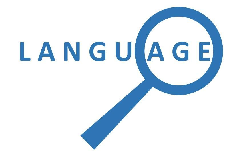 Kurzinformationen in verschiedenen Sprachen