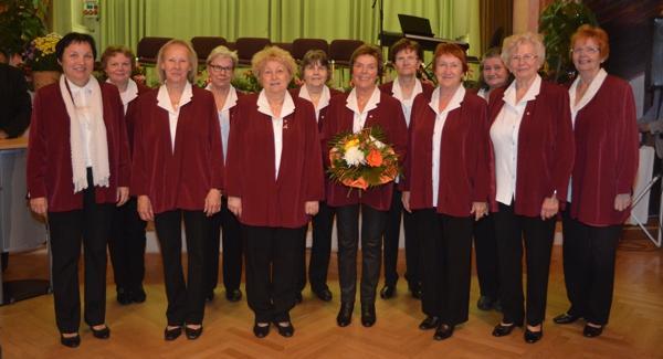 """Der Frauenchor"""" Viva la musica"""" e.V. (Foto: Uwe Hegewald)"""