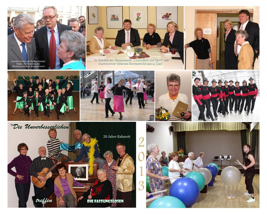Aktive Senioren Leipzig 2013