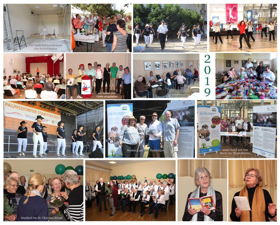 Aktive Senioren Leipzig 2019
