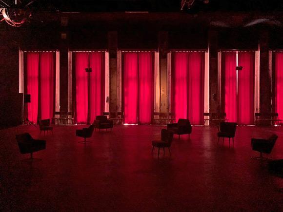 Klangraum im Großen Saal