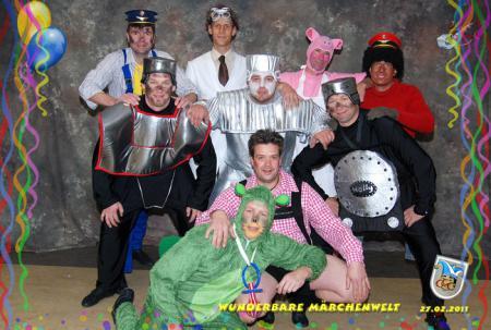Männerballett 2011