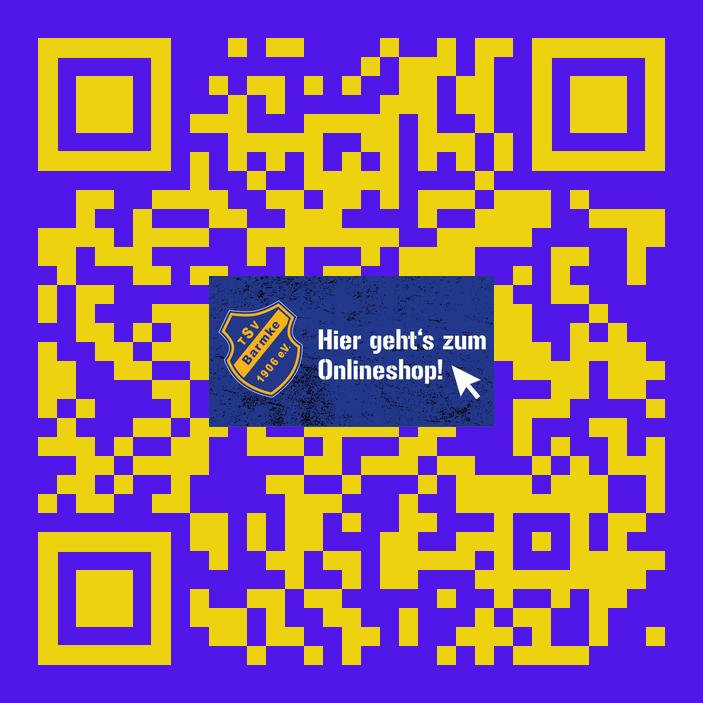 QR-Code TSV Barmke Fanshop