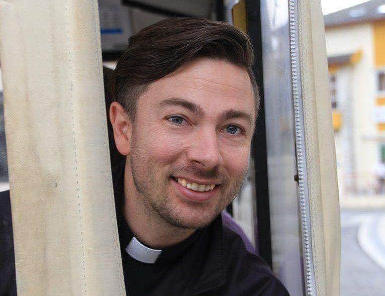 Pfarrer Peter Kieweg