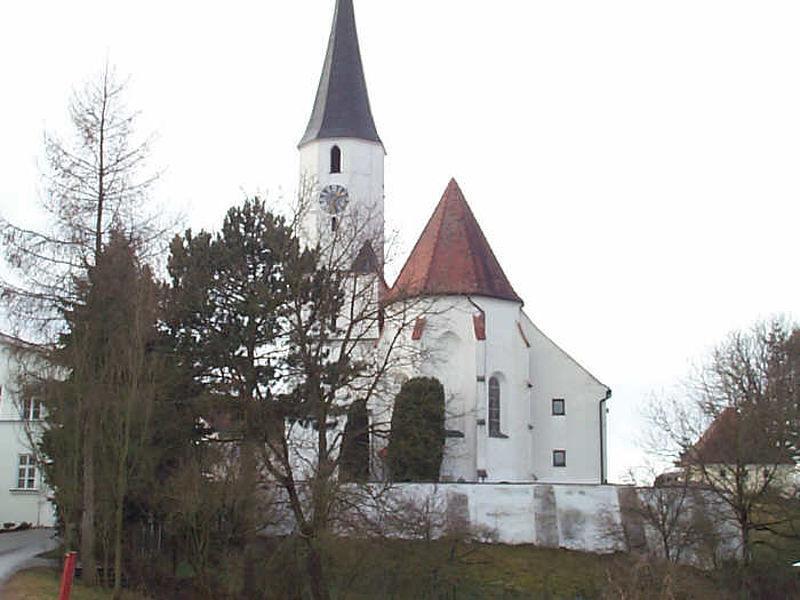 Pfarrkirche St. Georg und Urban in Stubenberg