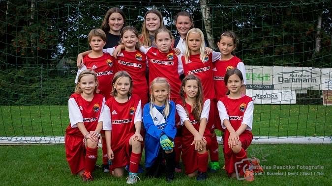 GVO E1 Mädchen 2021