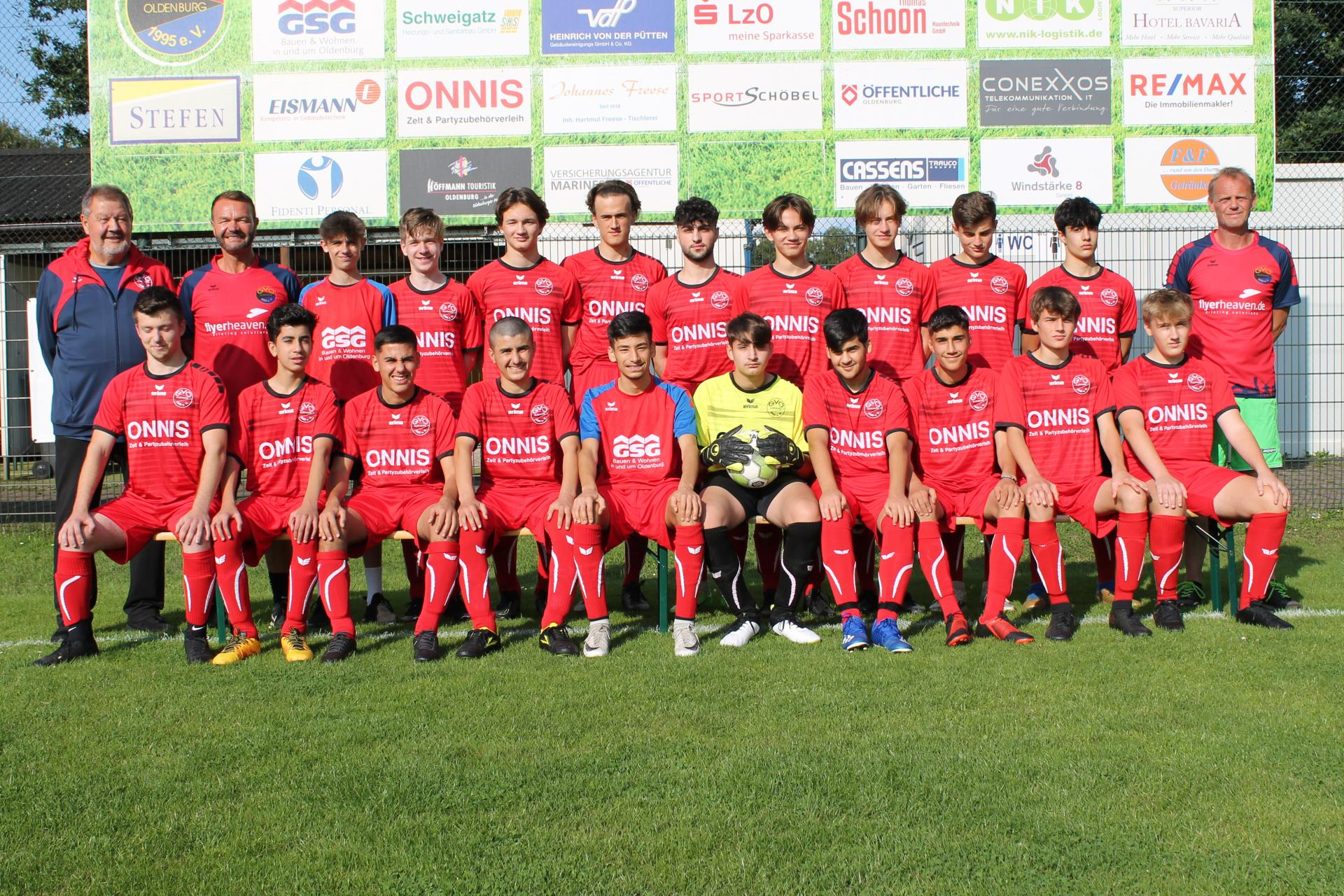 GVO U17 Saison 2021/22