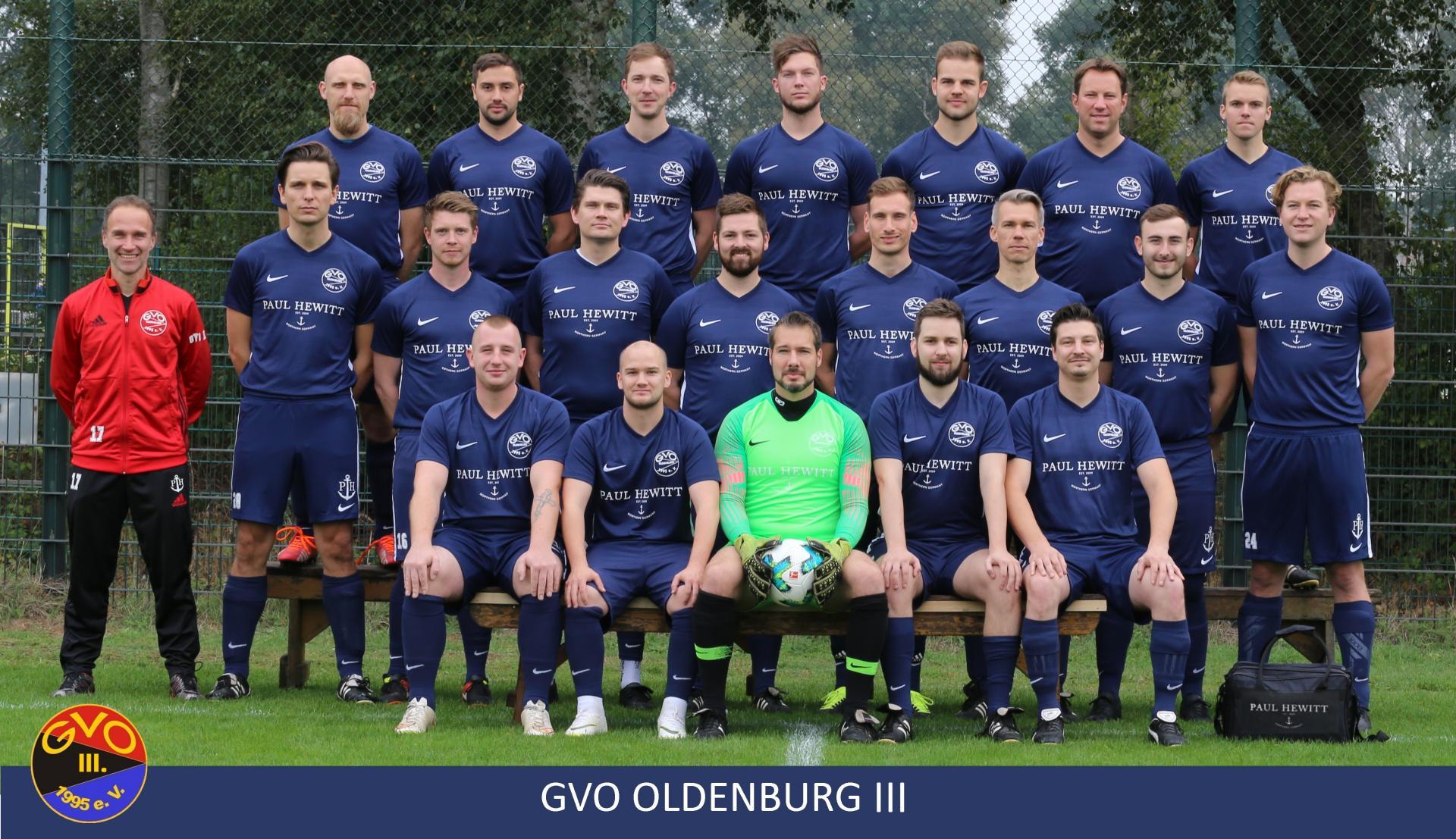 GVO 3 Saison 2021/22