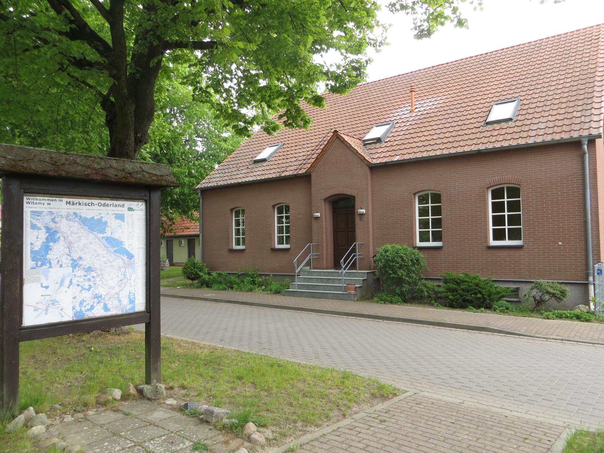 Manufakturhaus Mallnow Foto: Info Punkt Lebus