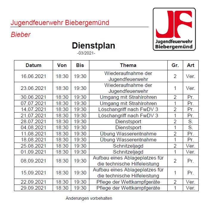 Dienstplan Jugendfeuerwehr Bieber 2021_03