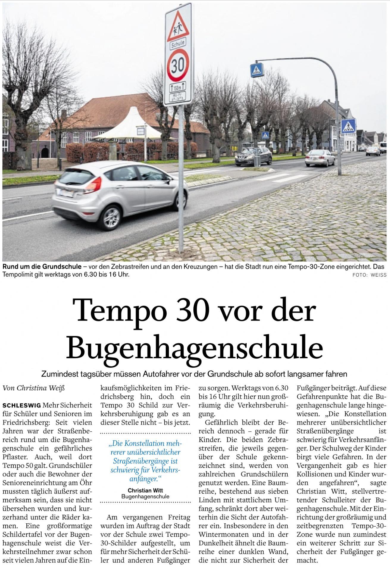 SN Tempo 30
