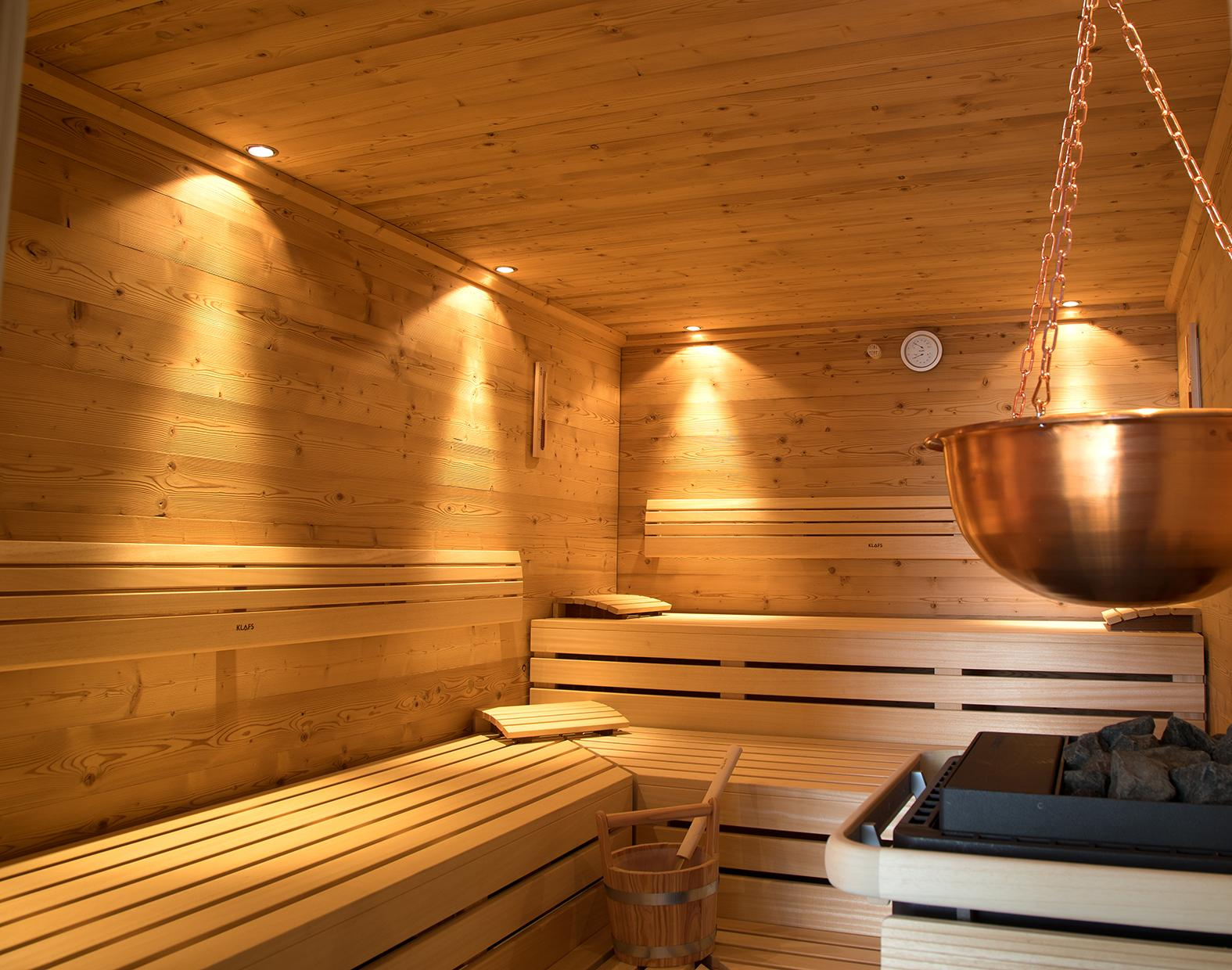 Kräuteer-Sauna