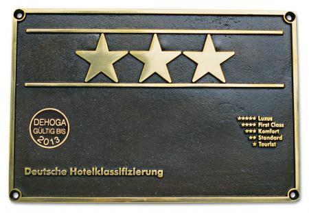 DEHOGA 3 Sterne