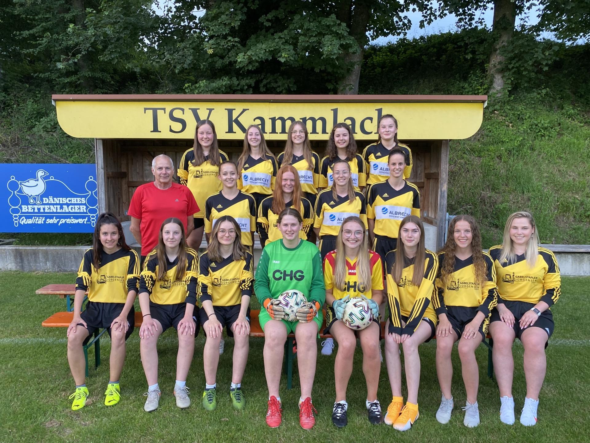 Unsere Frauenmannschaft