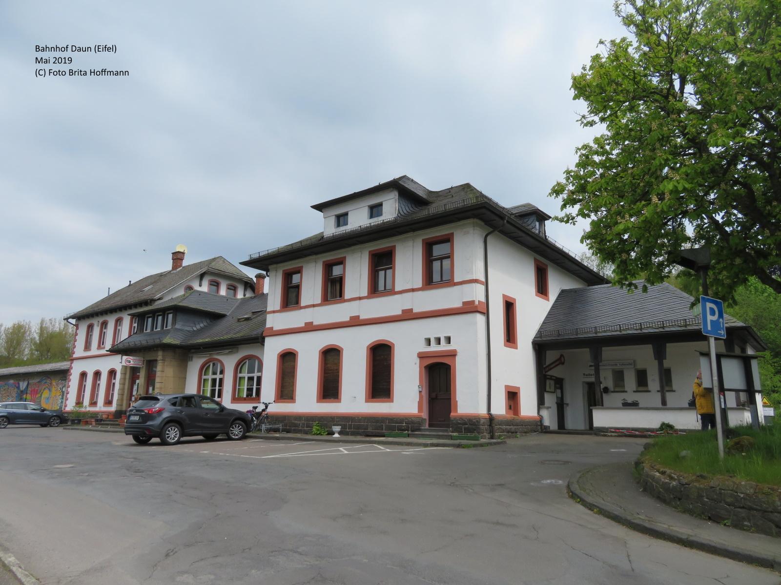 Bahnhof Daun