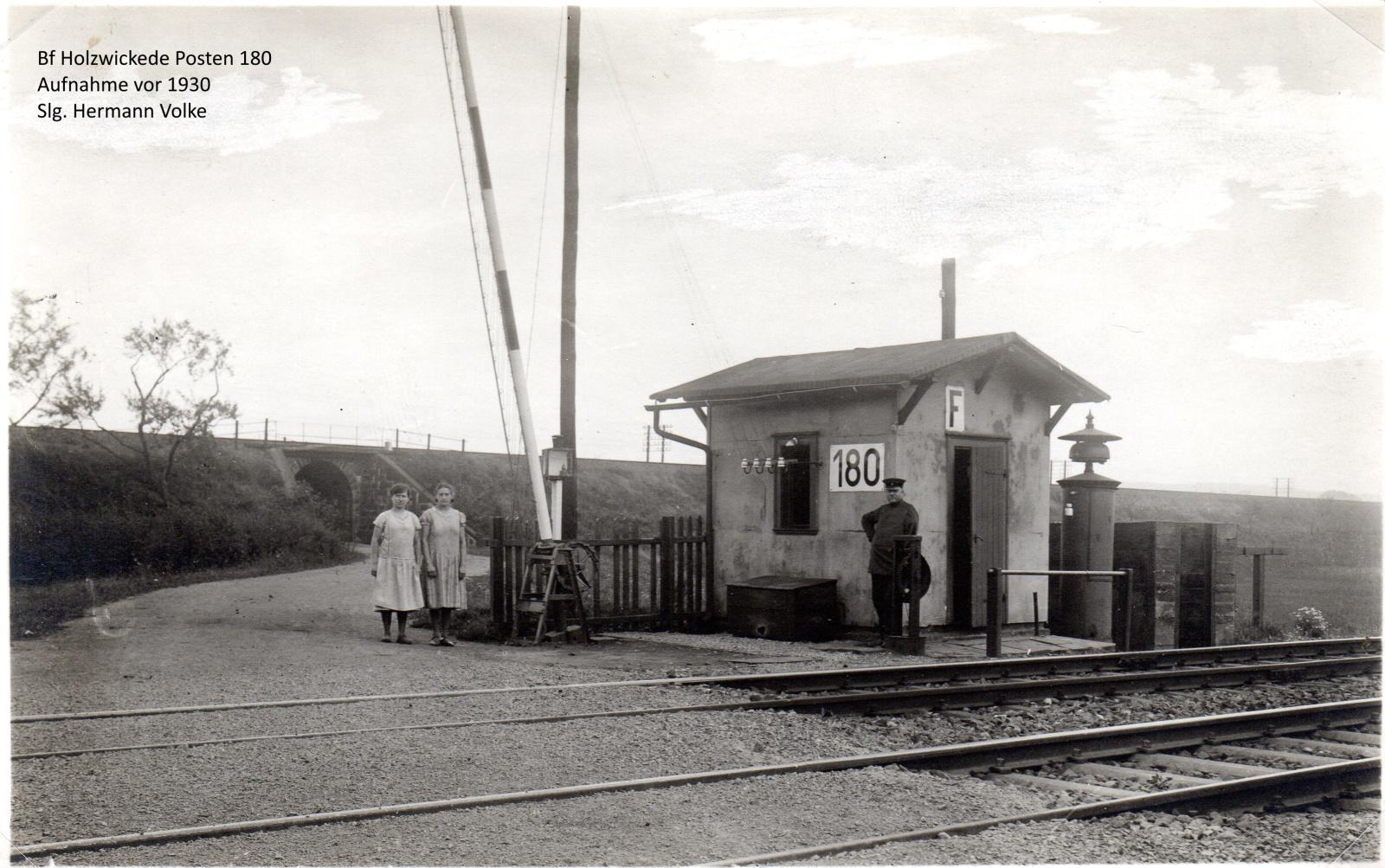 Posten 180 vor 1930