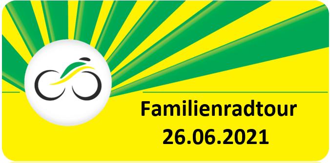 Familienradtour 2021