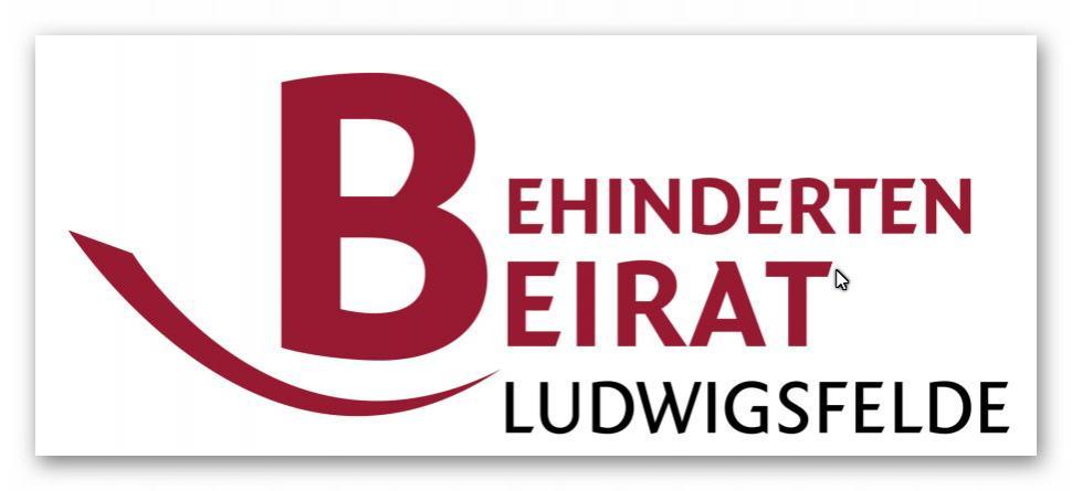 Behindertenbeirat Logo