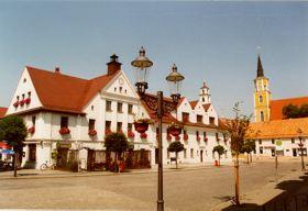 Rathaus Ostseite