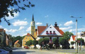 Rathaus Südseite