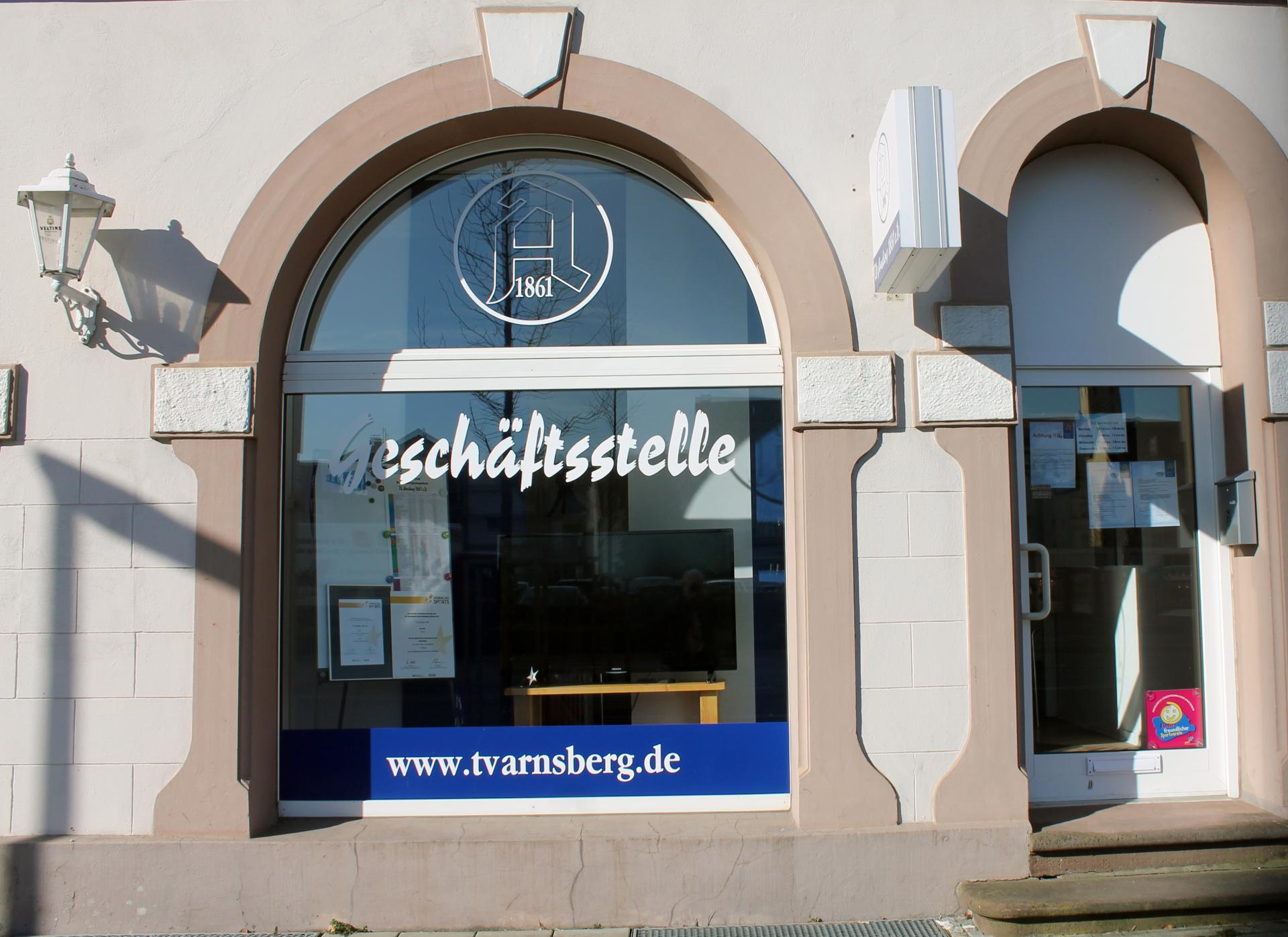 Geschäftsstelle des TV Arnsberg