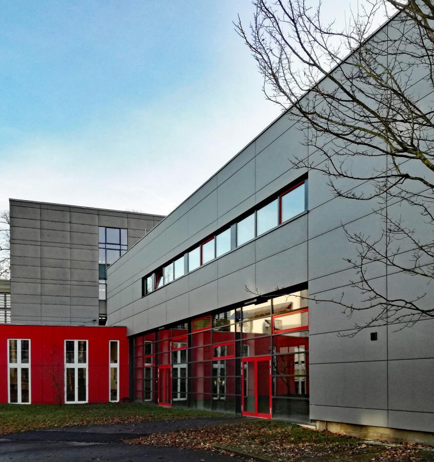 Sporthalle Gymnasium Laurentianum Klein
