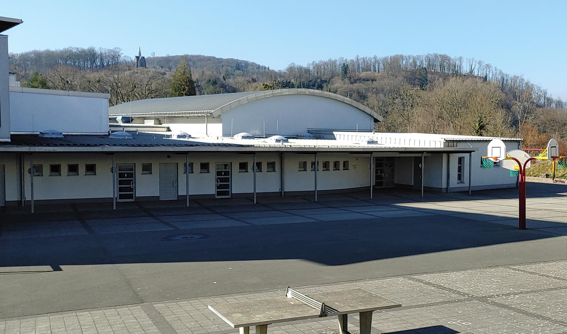 Sporthalle Mariengymnasium