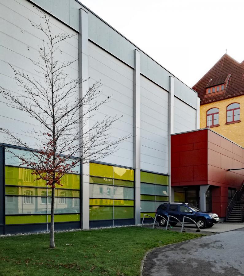 Sporthalle Sauerstraße