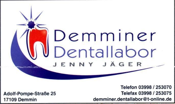 Demminer Dentallabor Jenny Jäger