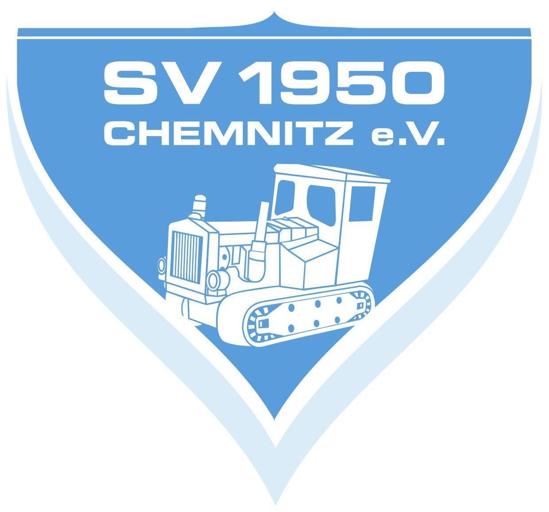 Logo vom SV1950 Chemnitz e.V.