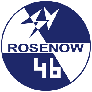 Logo vom SV 46 Rosenow
