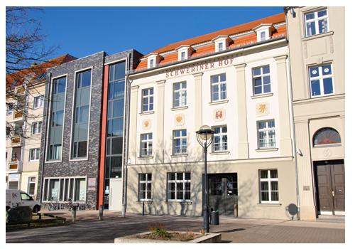 Wohnungsbau-und Verwaltungs GmbH Demmin