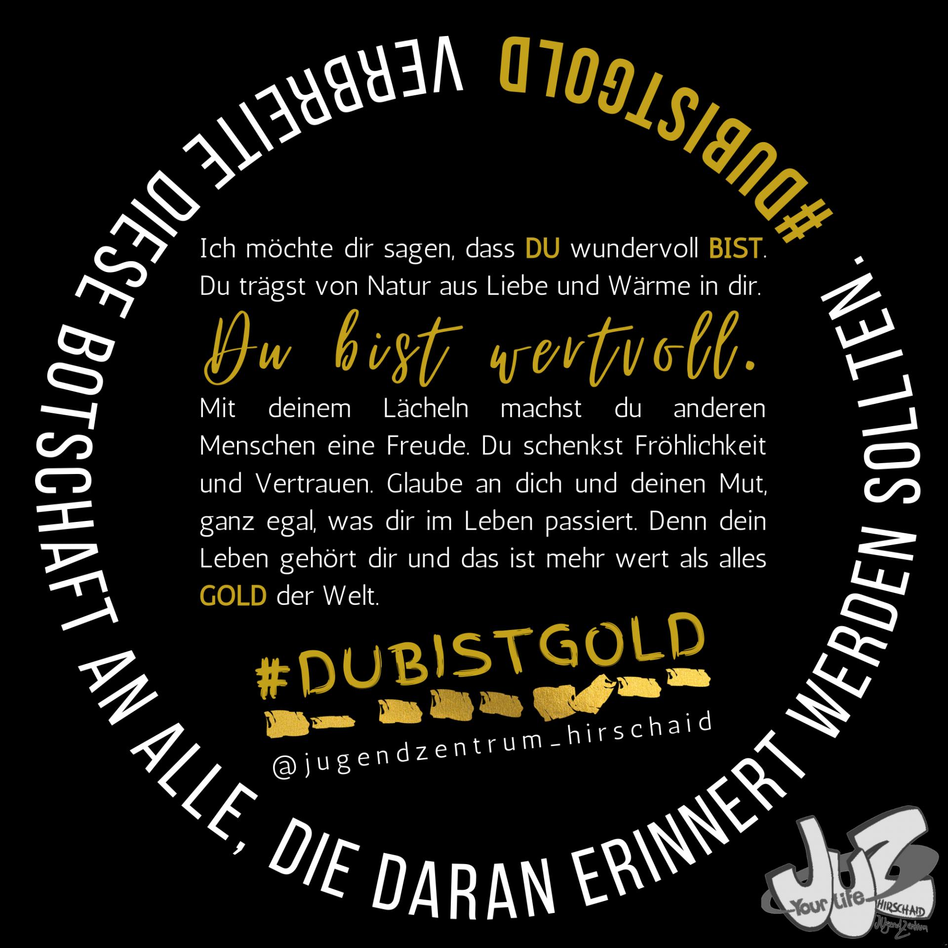 DUBISTGOLD