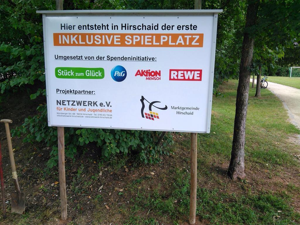 Integrativer Spielplatz Regnitzau 4