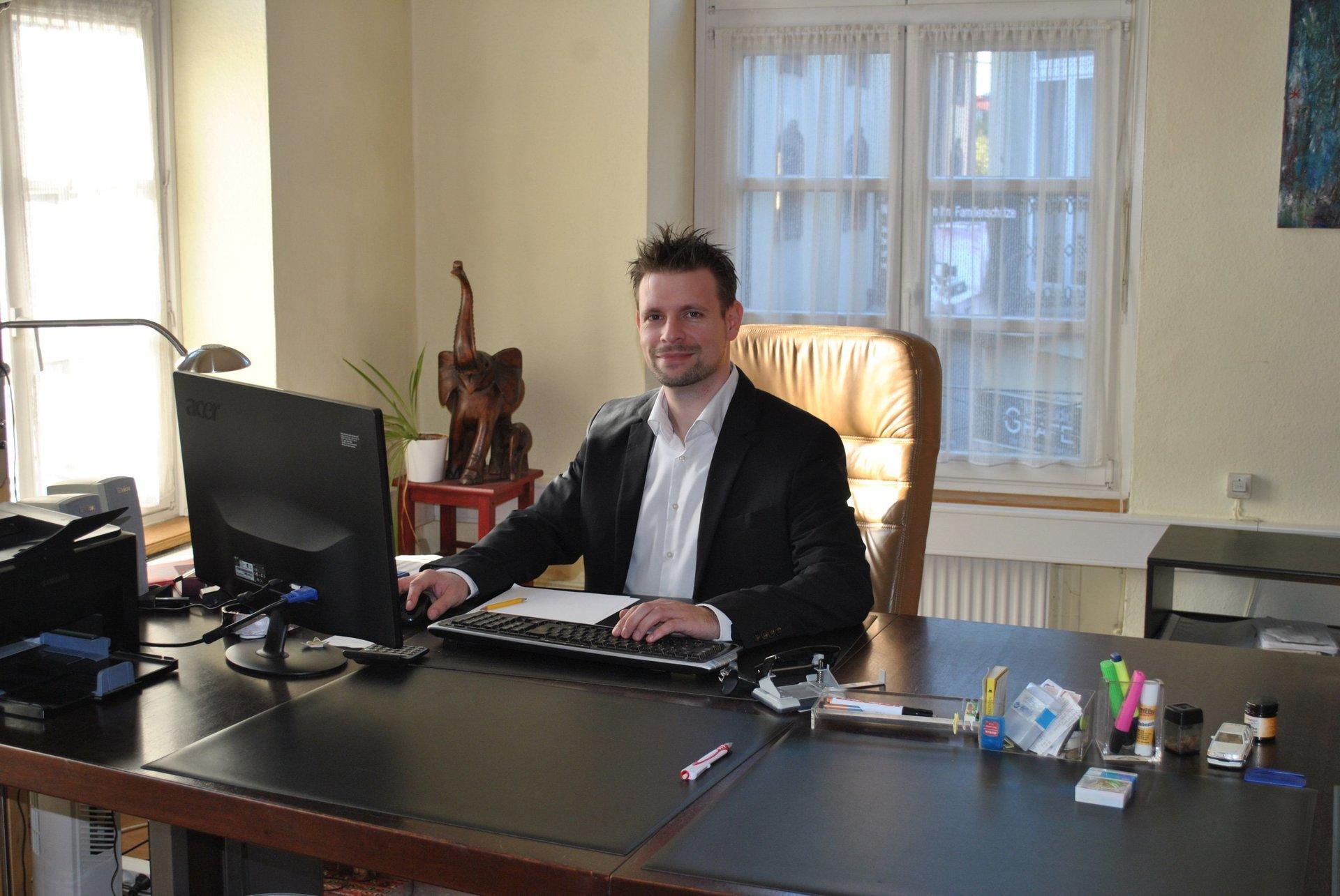 Rechtsanwalt Lott in Rastatt – kompetent und vorausschauend für Ihre Interessen