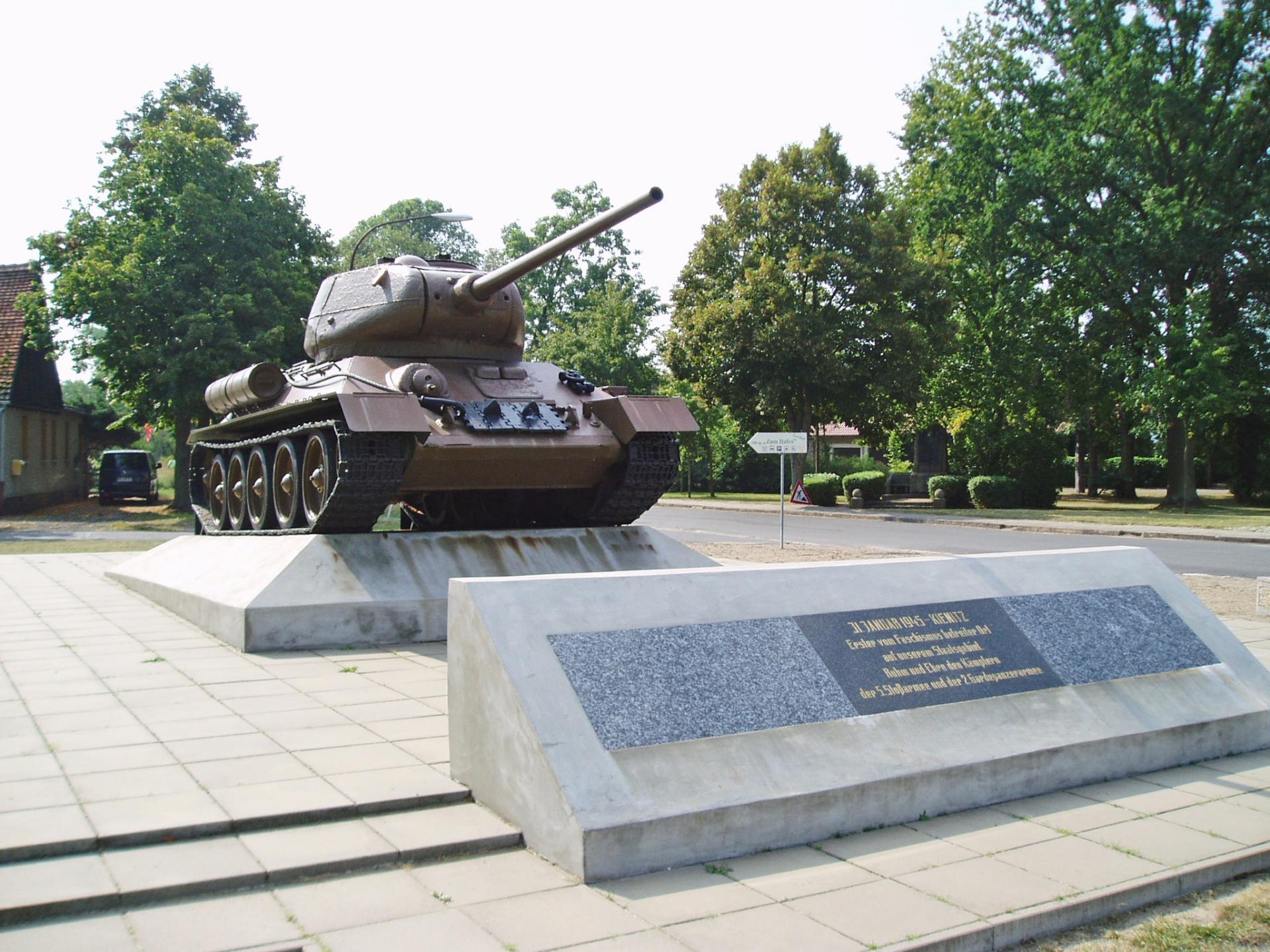 2020 Kienitz Panzer