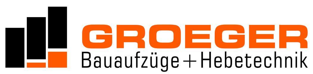 GROEGER Bauaufzüge + Hebetechnik