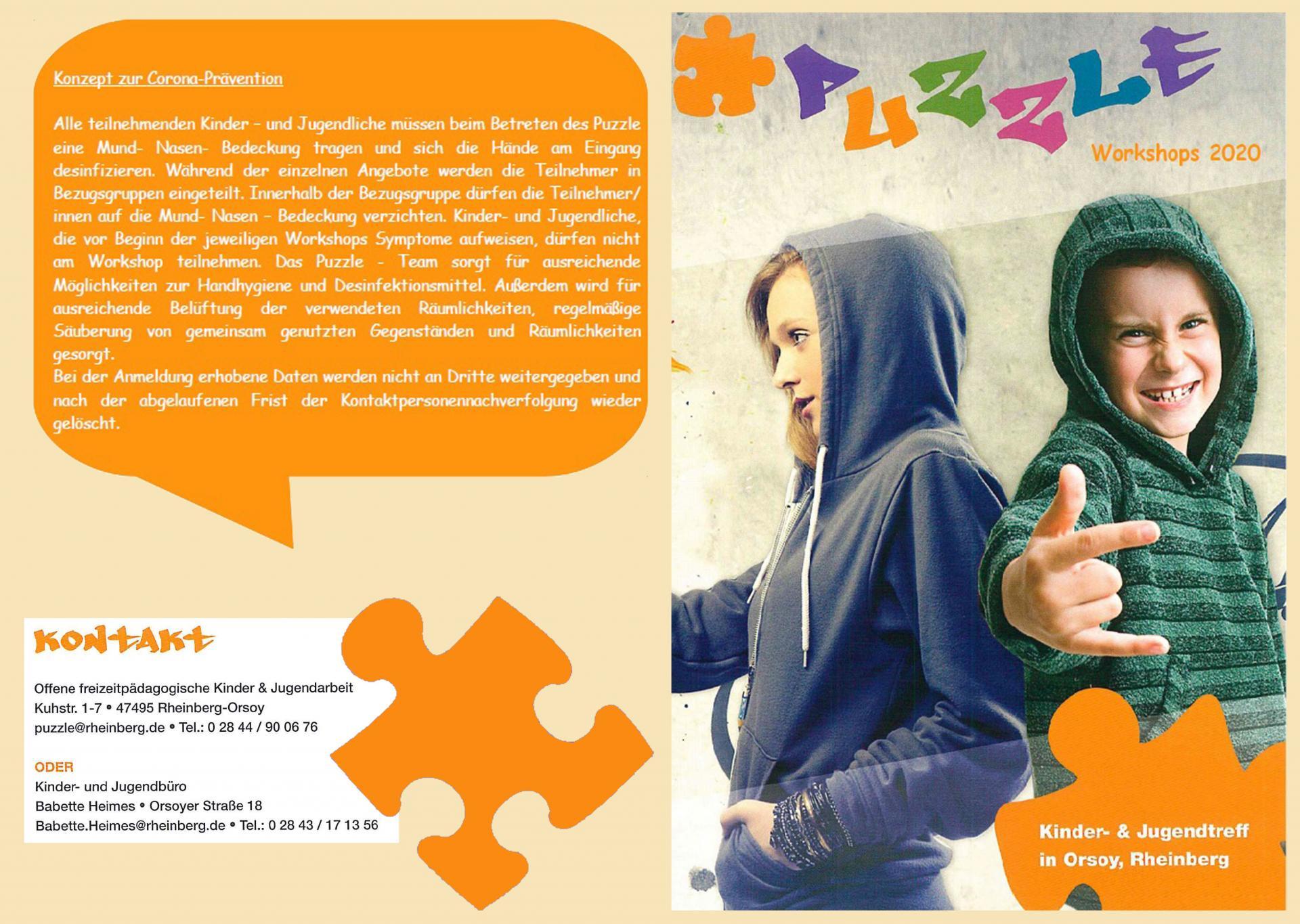 Puzzle Programm