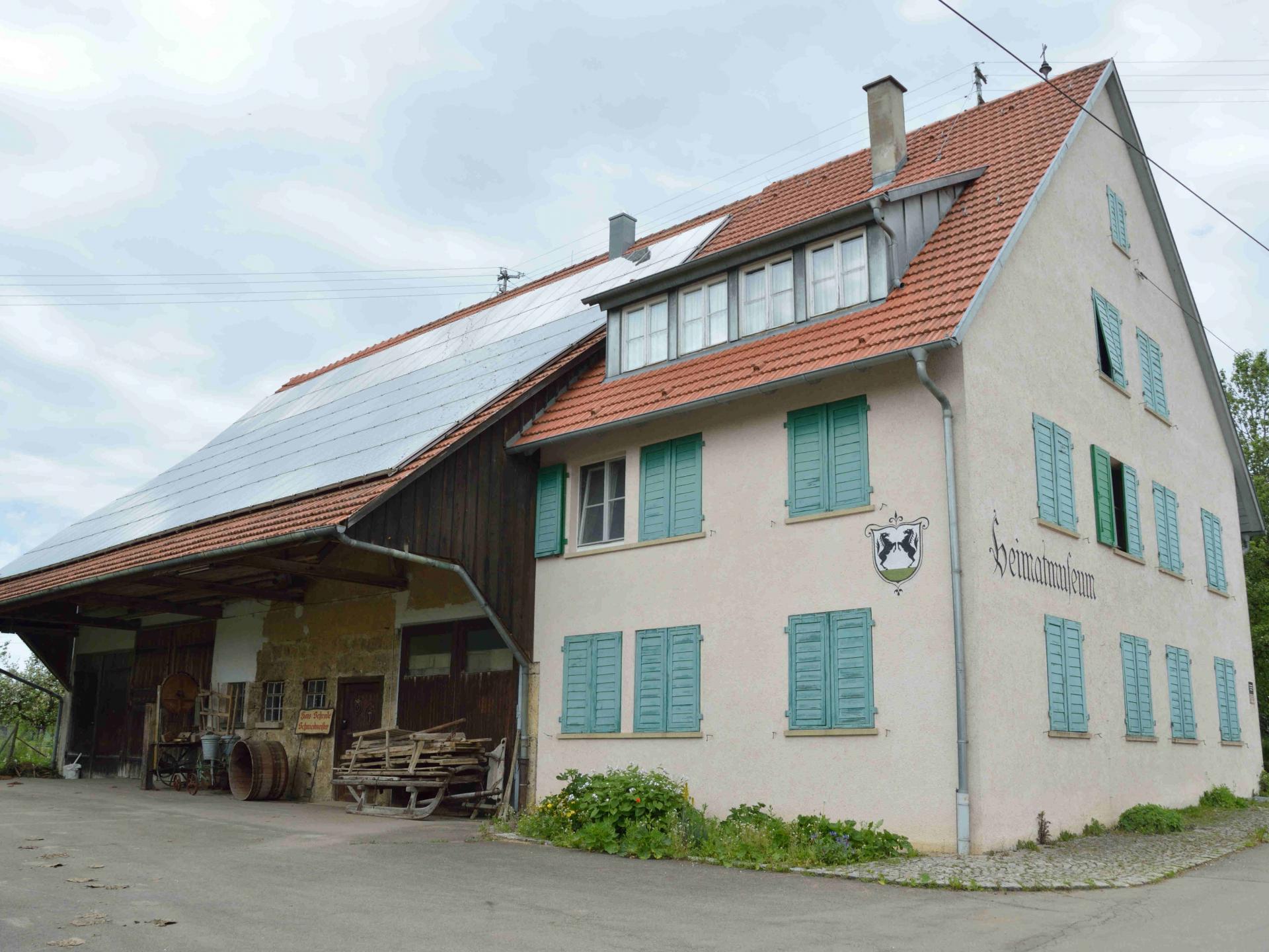 Heimatmuseum-Gebäude