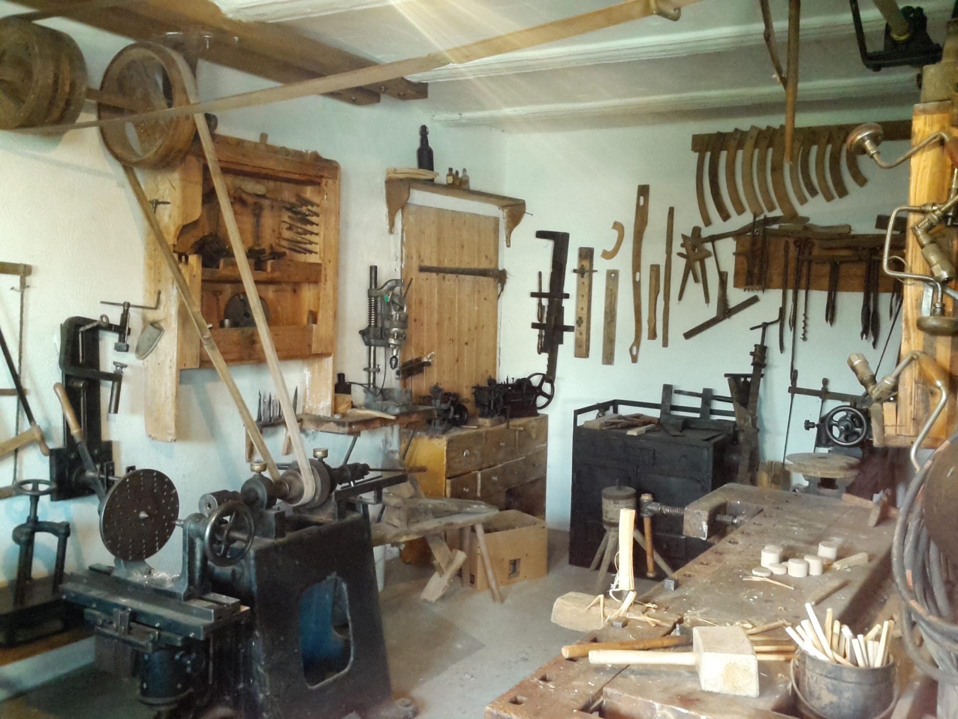 Heimatmuseum-Wagnerwerkstatt