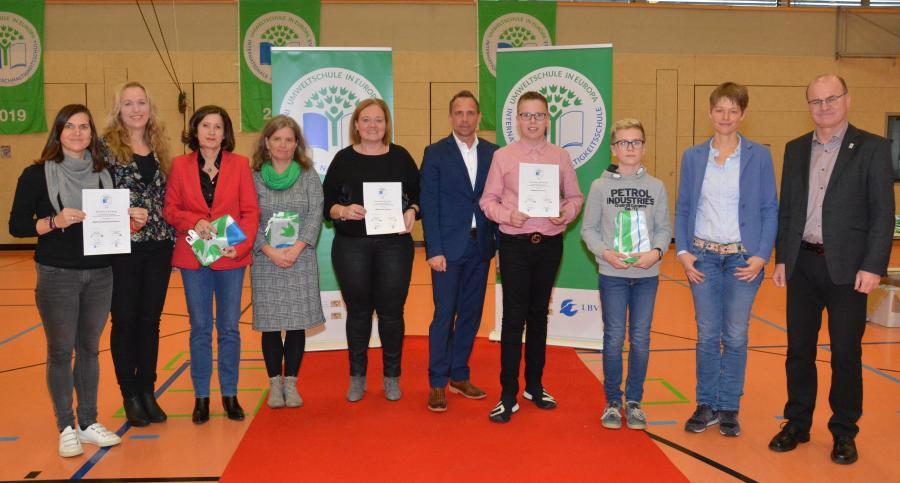 Umweltschule 2019 - Haßberge
