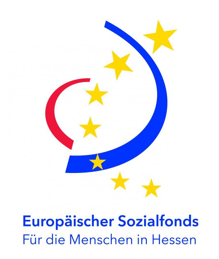 ESF Hessen Logo