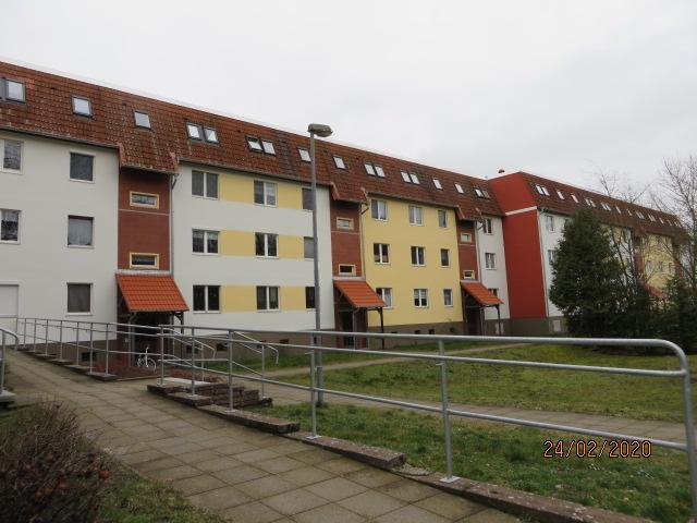 Am Schillerhain Spielplatzansicht
