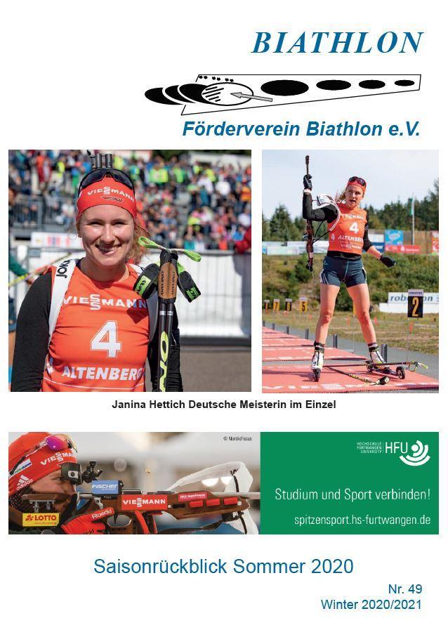 Biathlonheft Nummer 49