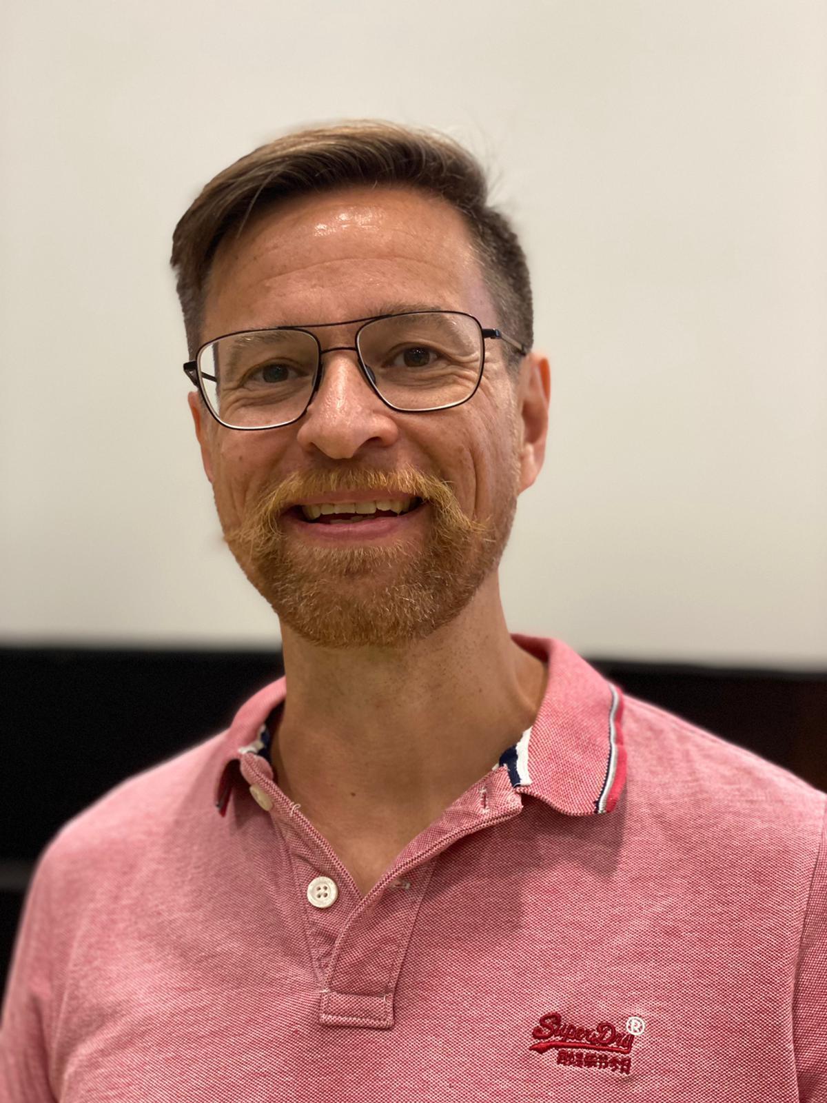 Jochen Schorn -VP Breitensport