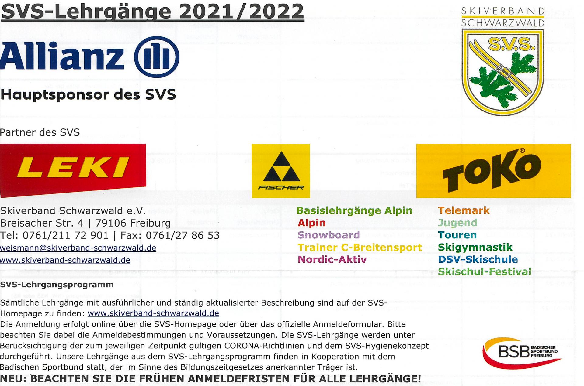 Lehrgänge 2021_2022