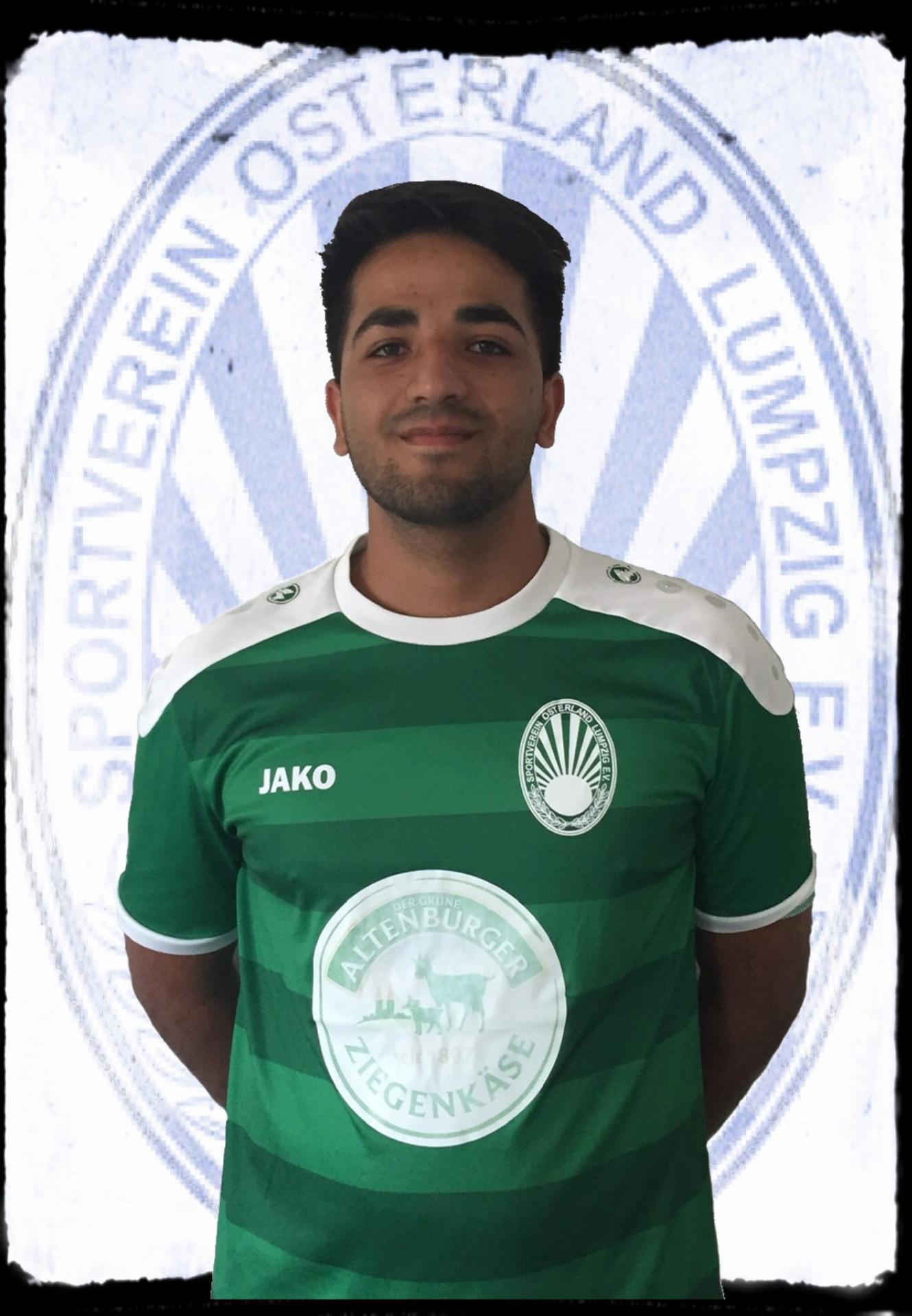 Omran Ahmadi