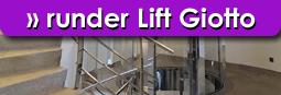 Weiter zu den Informationen runder Aufzug Giotto von Aufzug LuS