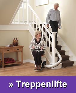 Hier gelangen Sie zu unseren Treppenliften